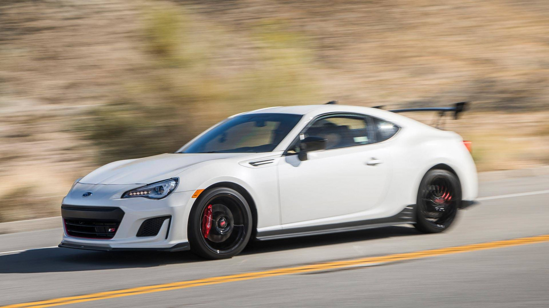 Subaru BRZ Says Goodbye (For Now) With German 'Final Edition'