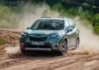 Subaru Forester als Hybrid - automagazin.at