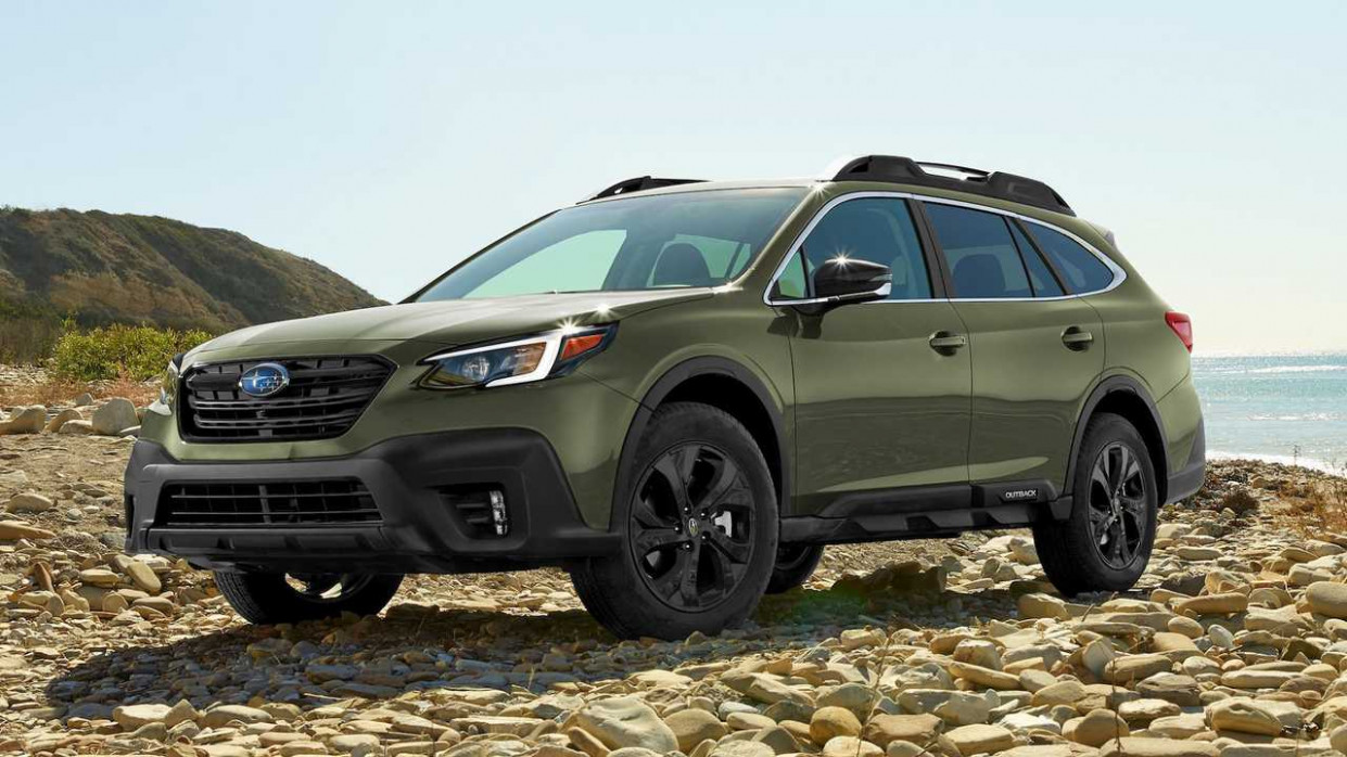 Subaru Outback (11): Neue Version in New York vorgestellt - 2020 subaru new vehicles