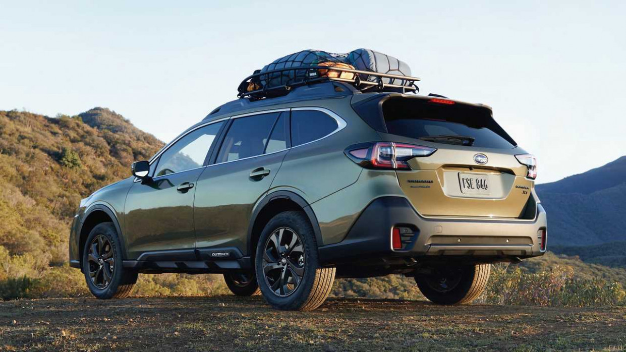 Subaru Outback (8): Neue Version in New York vorgestellt - subaru news 2020