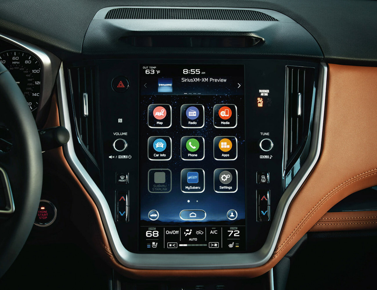 Subaru's Starlink Infotainment System Cures the Brand's Worst ...