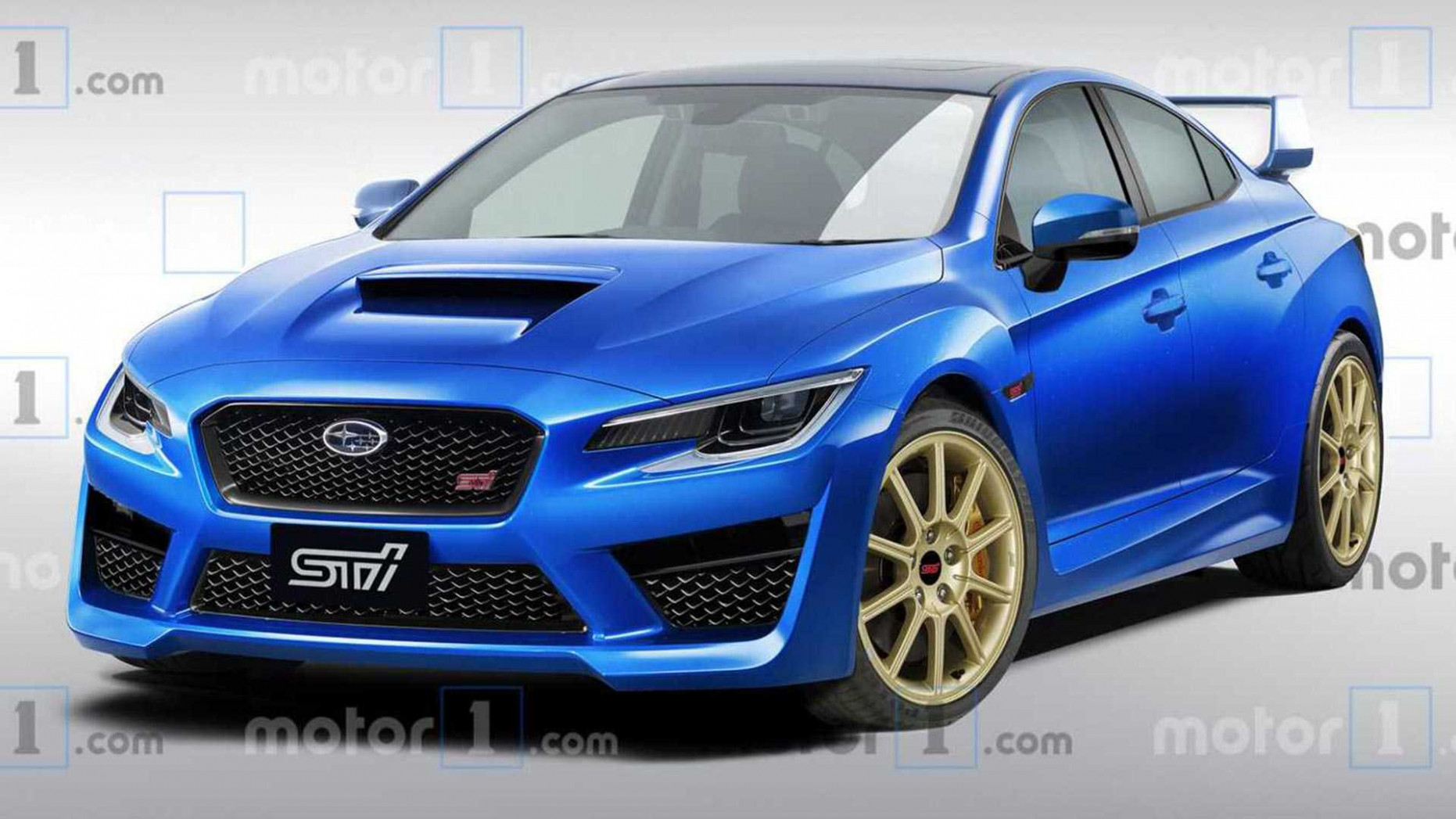 Subaru WRX STI (11): 11,11-Liter Turbo Boxer mit 1100 PS? - 2020 subaru new vehicles