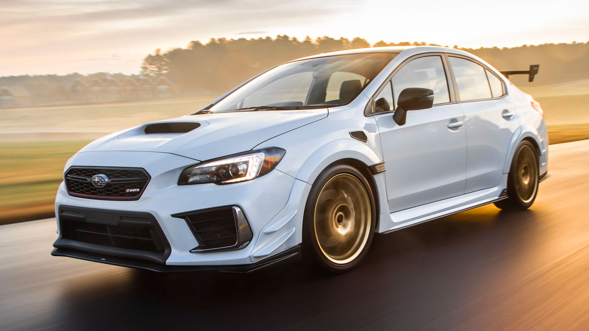 Subaru WRX STI S11 First Drive Review: Faster and Fantastic