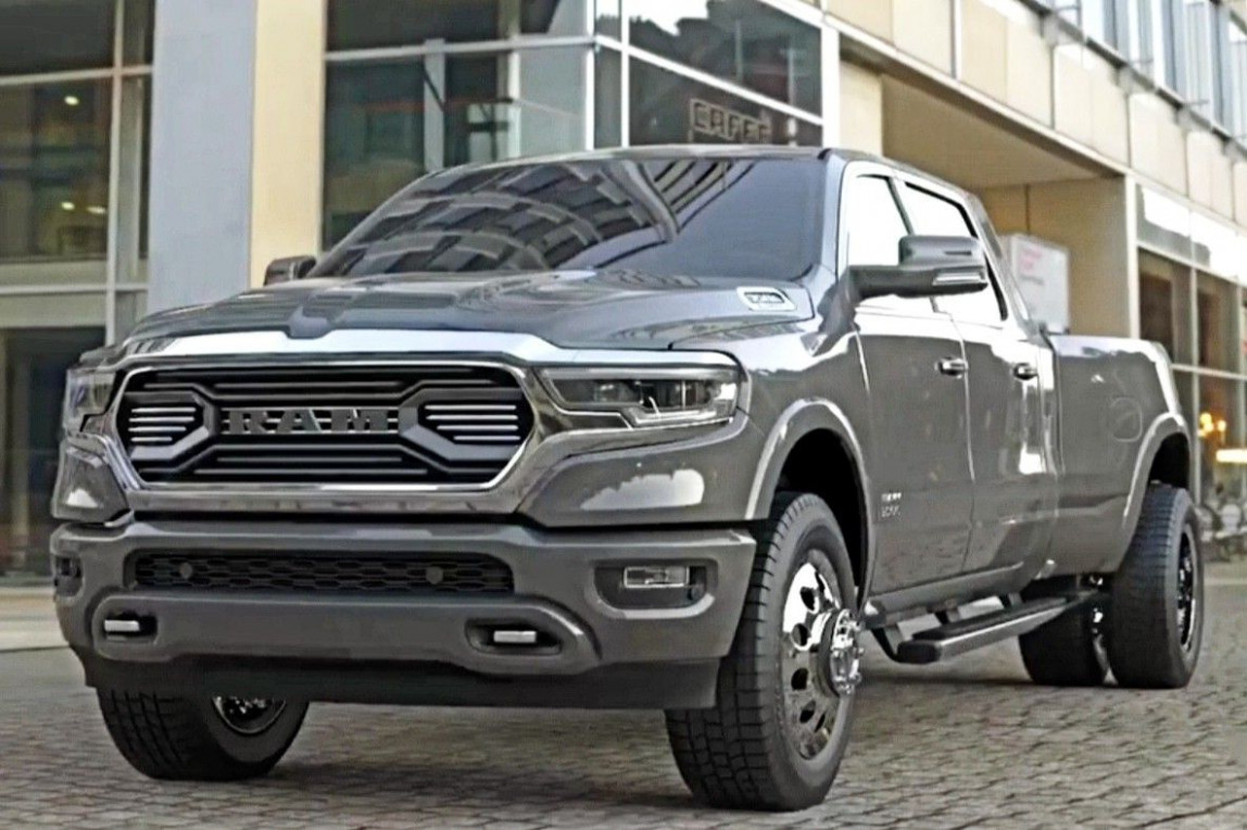 Supercars Gallery: 12 Dodge Ram 12 Dually Diesel For Sale - 2020 dodge ram quad cab for sale