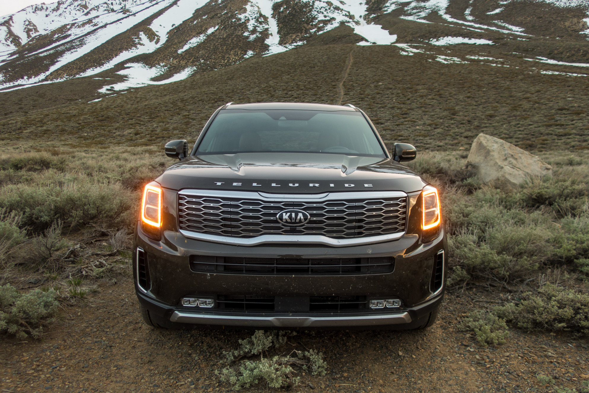 Telluride-or-Die: New Kia SUV So Much Better Than Sorento, It's ...