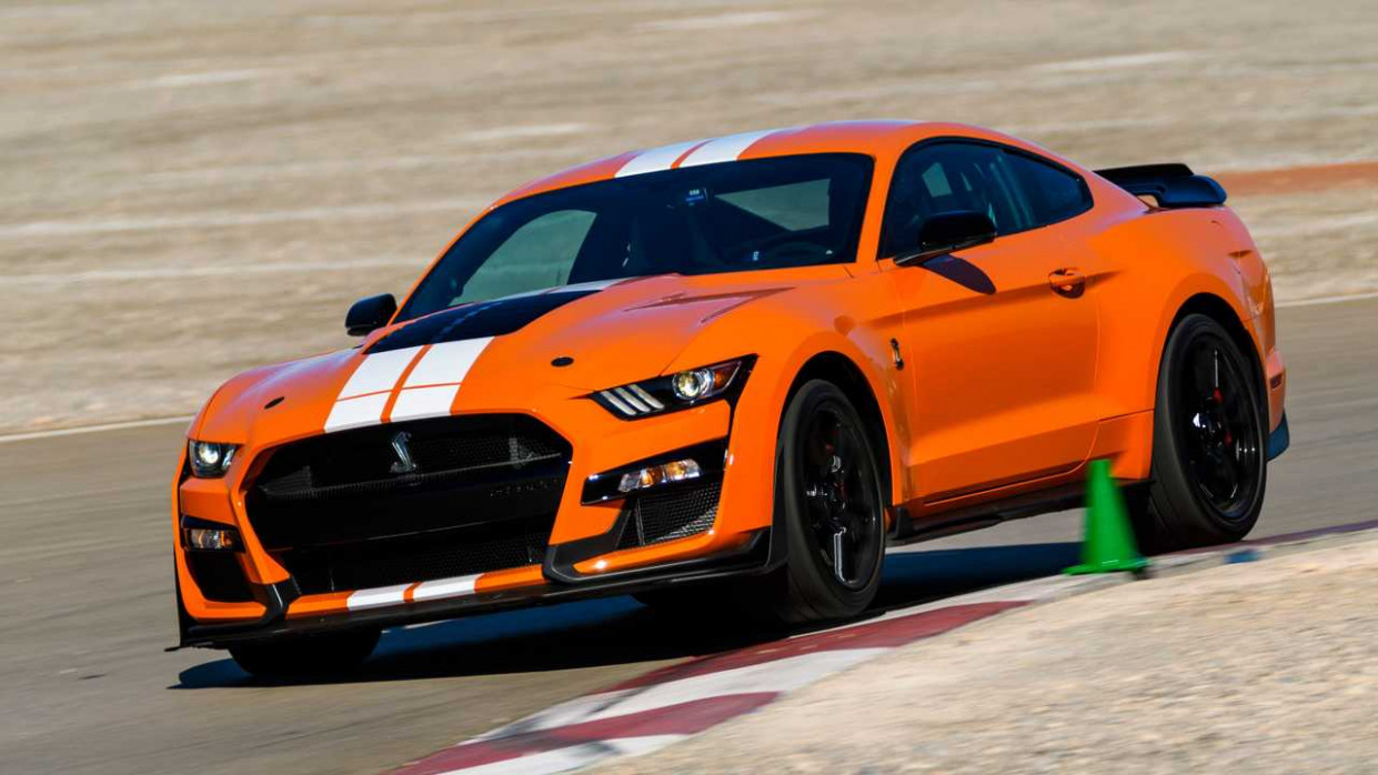 Test Ford Mustang Shelby GT12 (12): Pony Exzess - ford gt500 shelby 2020