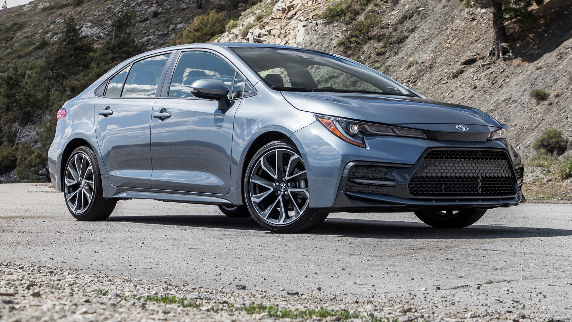 Tested: Why the 11 Toyota Corolla XSE is the Best Corolla Yet - toyota xse corolla 2020