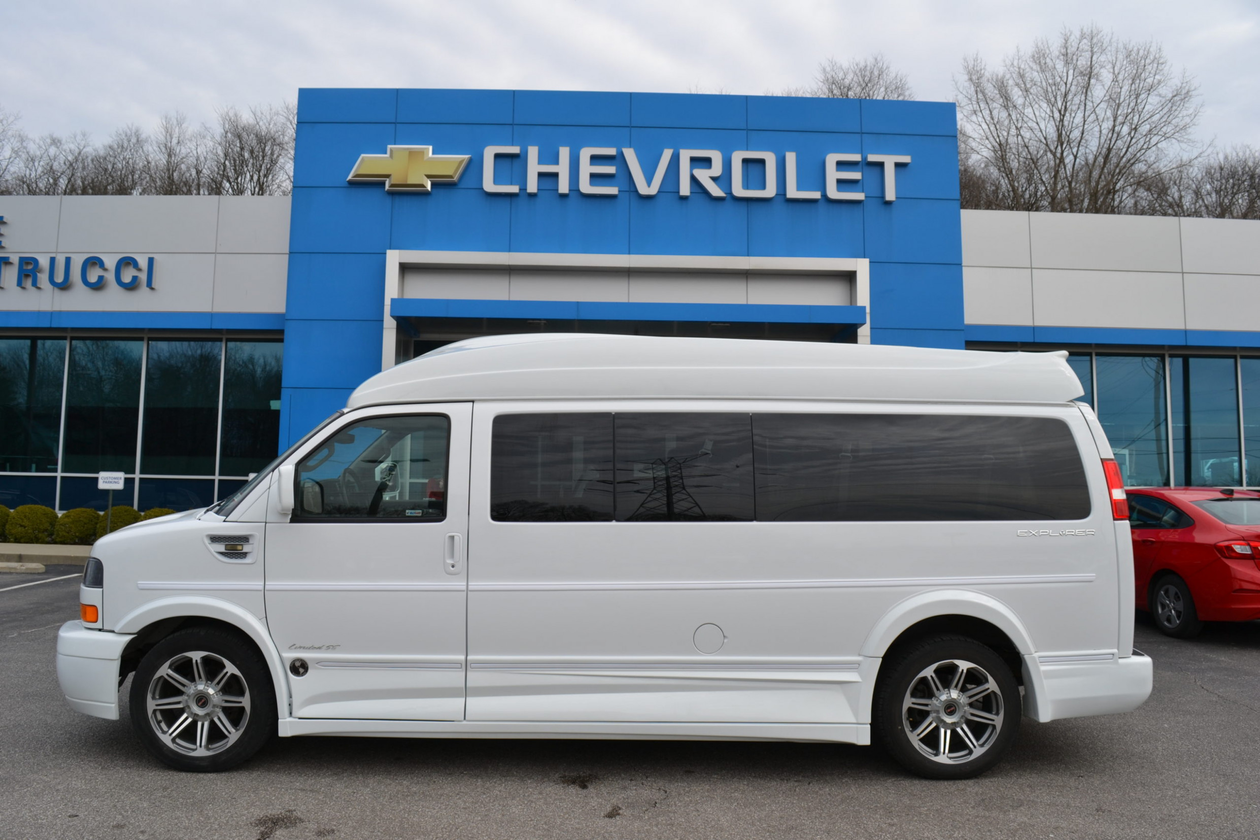 The #10 Conversion Van Dealer - Mike Castrucci Conversion Van Land - 2020 chevrolet family van
