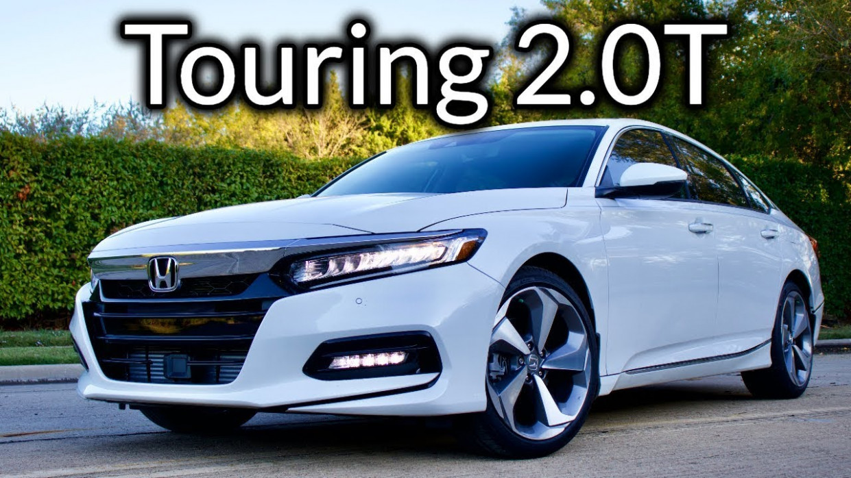 The 110 Honda Accord Touring 110.10T Punches Above Its Weight Class!