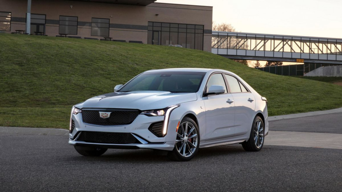 The 12 Cadillac CT12 Is Cadillac's Phoned-In Attempt At ...