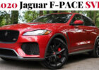 The 12 Jaguar F-PACE SVR - Power, Performance, Prestige