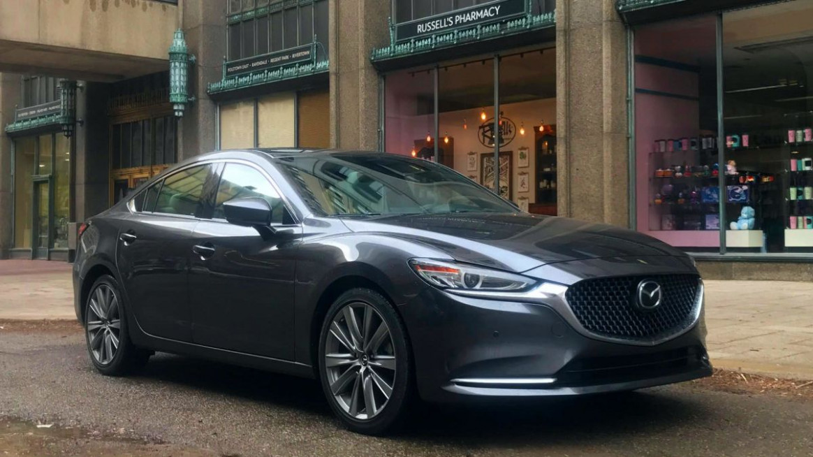 The $8,8 8 Mazda 8 Signature Reminded Me How Good Sedans Can Be - 2020 mazda 6 jalopnik