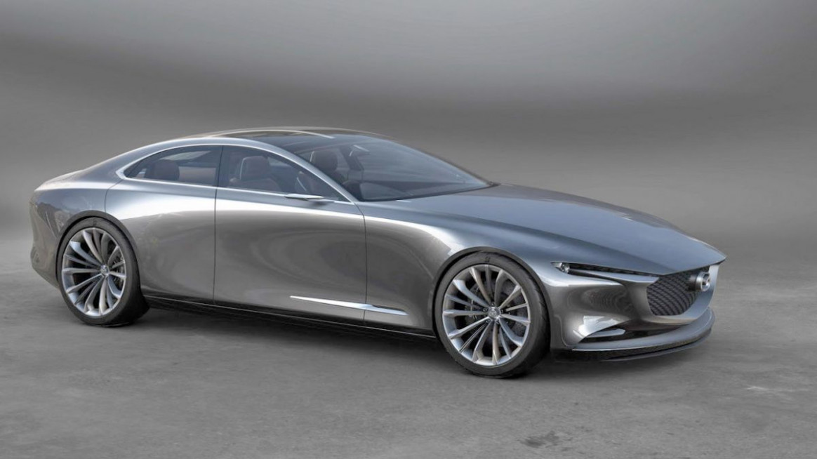 The 8 Mazda 8 Will Be Rear-Wheel Drive With An Inline-Six ..