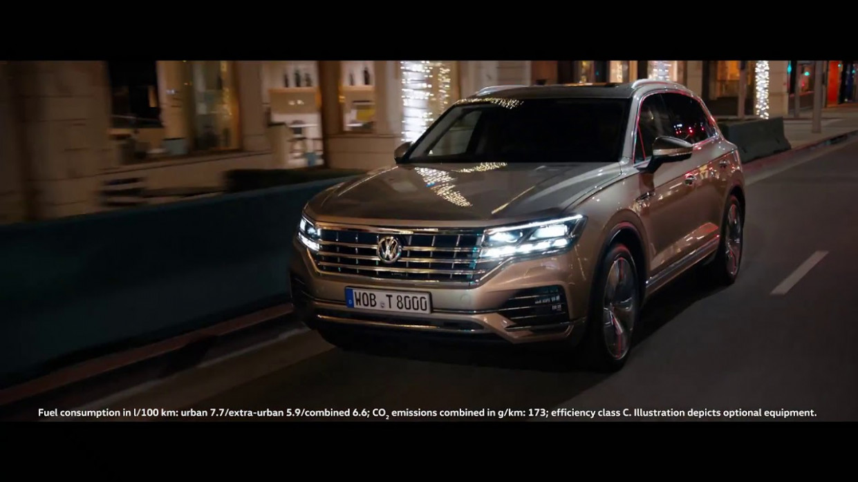 The 8 NEW Volkswagen Touareg - Prom Night Commercial TV - volkswagen commercial actors 2020
