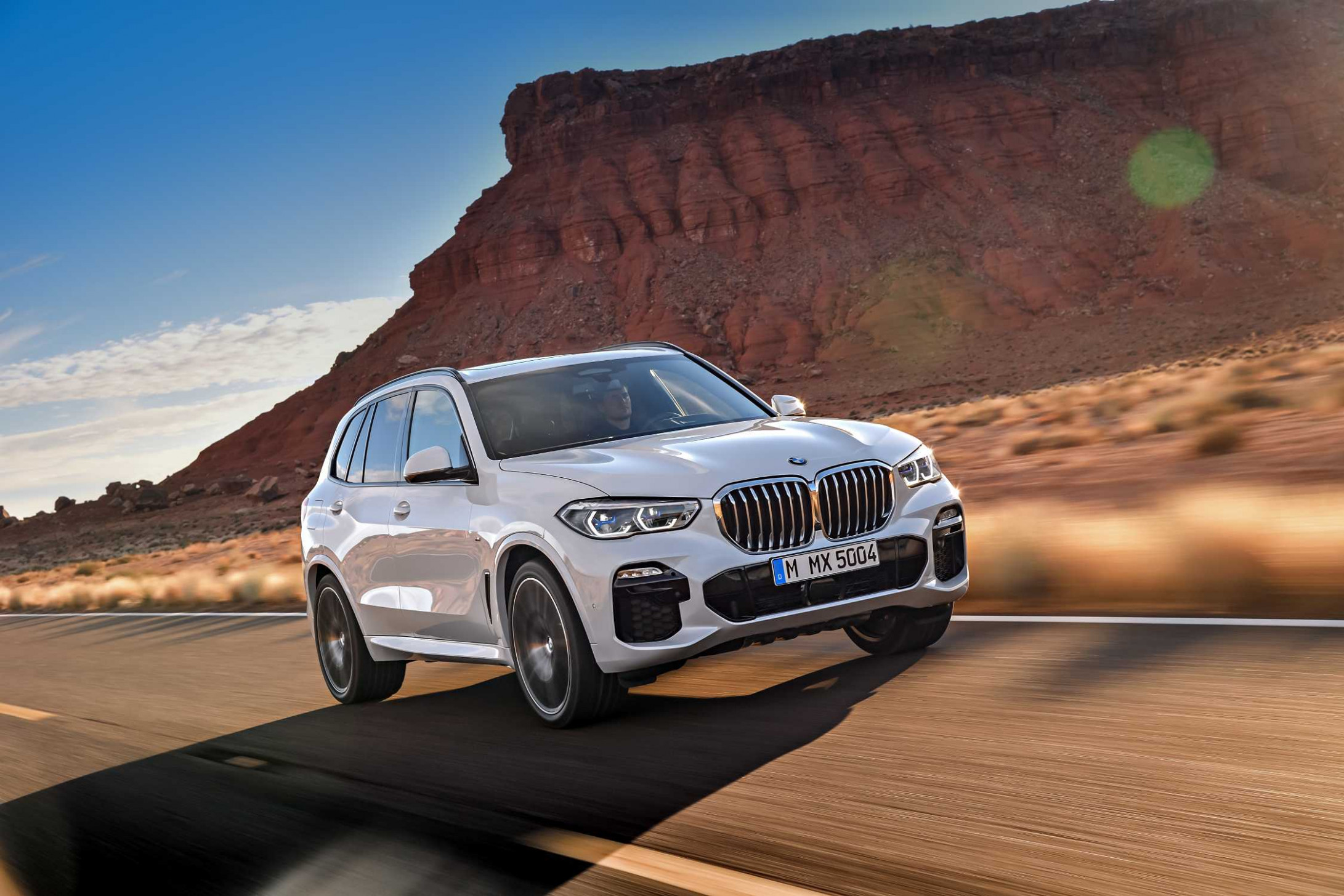 The all-new BMW X10: The Prestige SAV with the most innovative ..