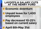 The Henry Ford museum announces temporary layoffs in response to ...