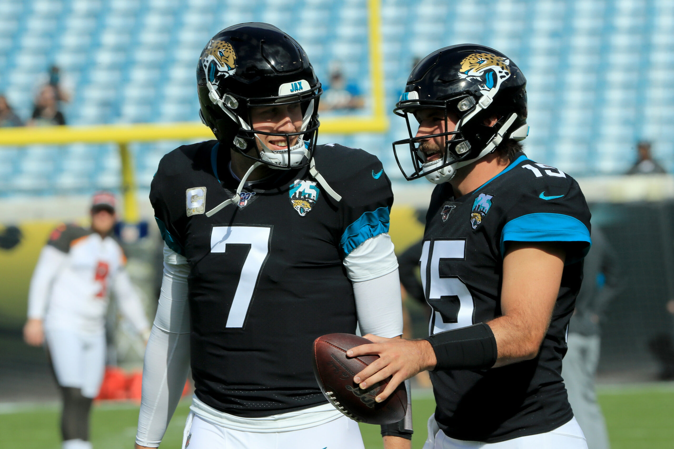 The Jaguars may look for an additional quarterback for the 11 season - jaguars quarterback 2020