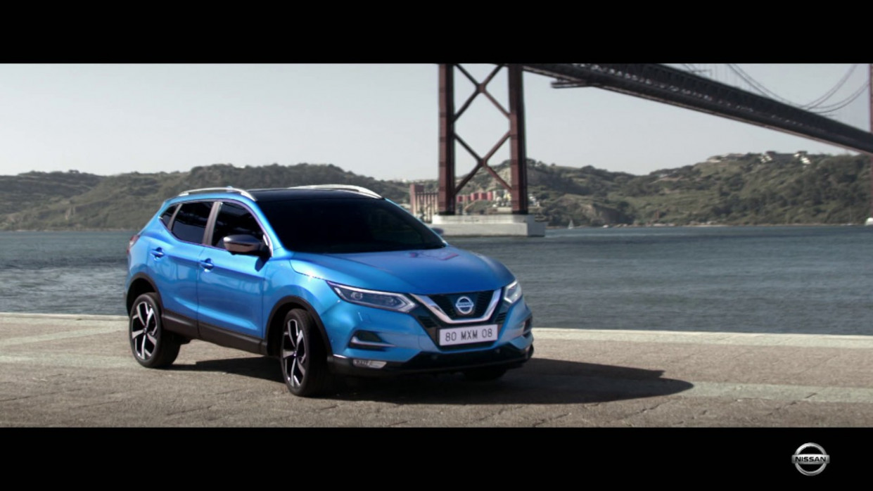 The New Nissan Qashqai TV Commercial 12 - opel reclame muziek 2020