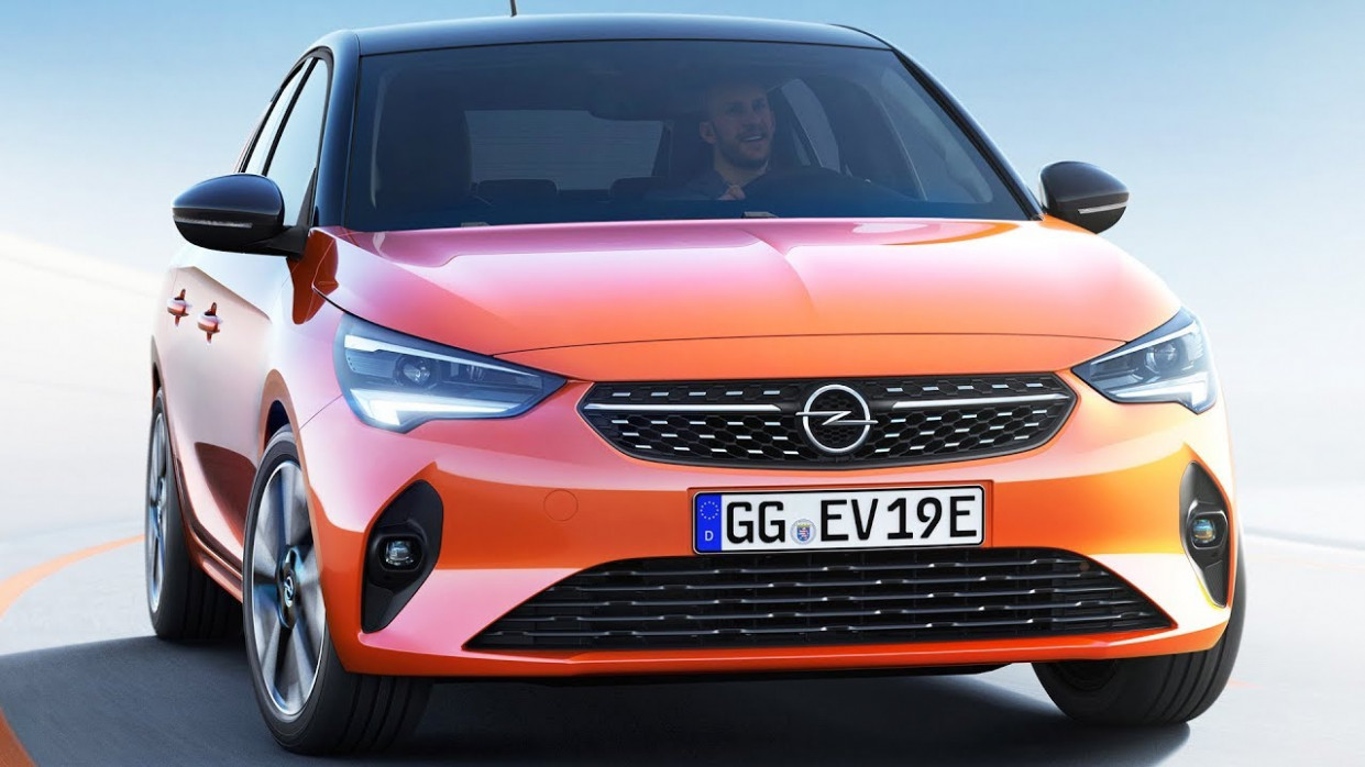 The new Opel Corsa F (12) - Specs, walkaround & features - Electric  hatchback - opel electric 2020