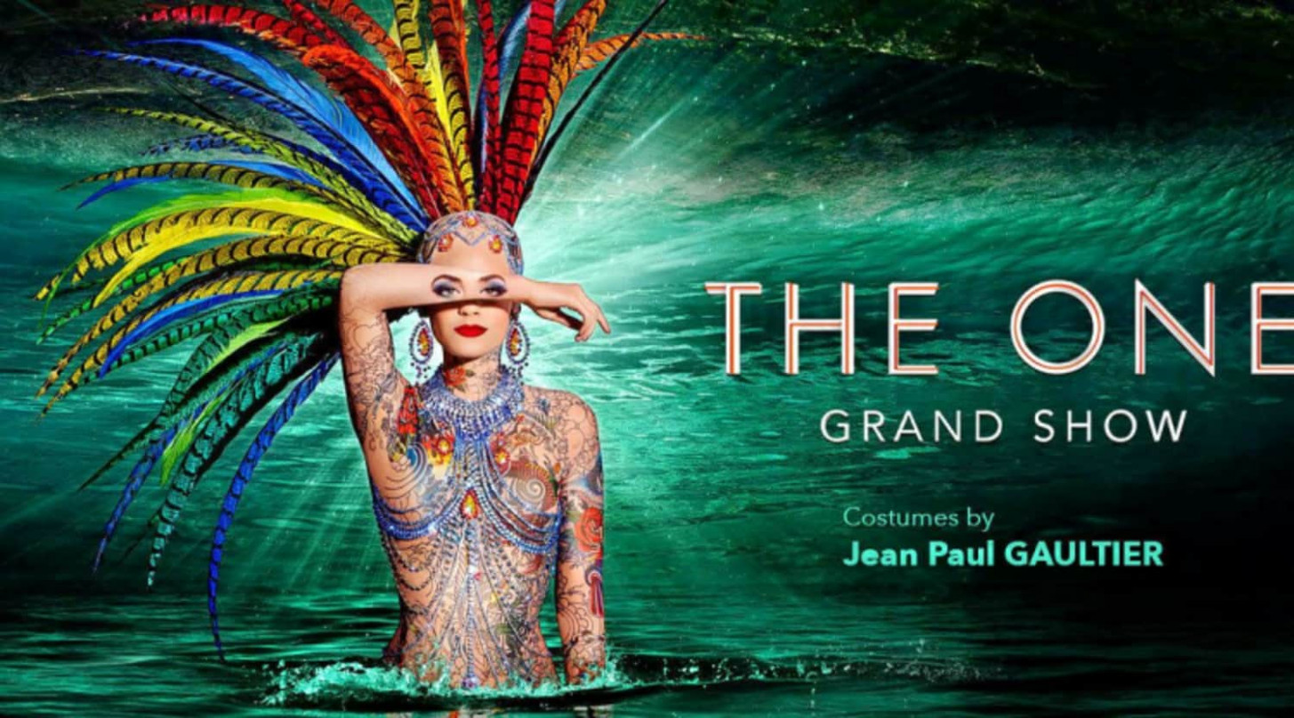 THE ONE Grand Show Tickets - THE ONE Grand Show Tickets Tour und ...