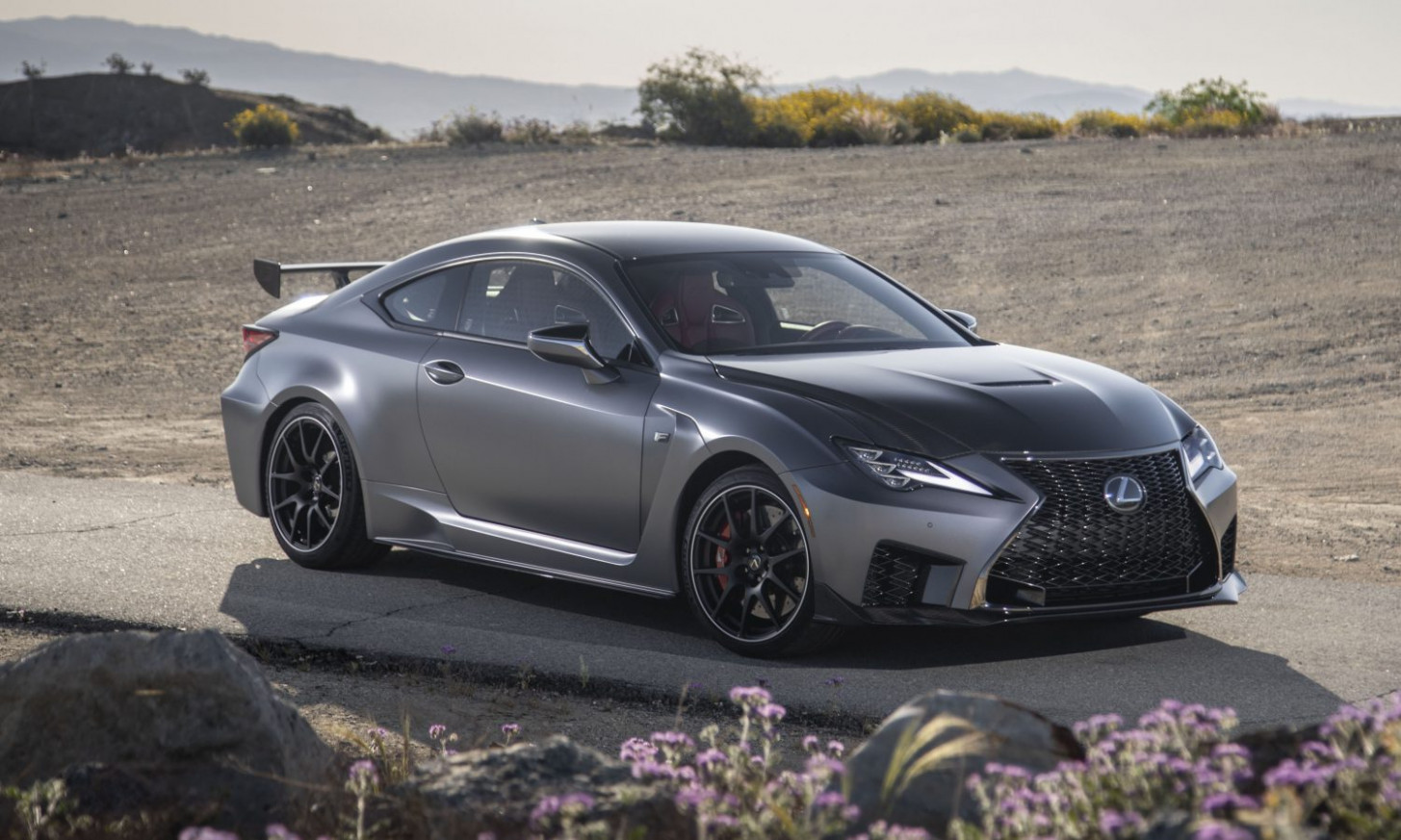 The Pinnacle of F: 8 Lexus RC F and RC F Track Edition - Lexus ...