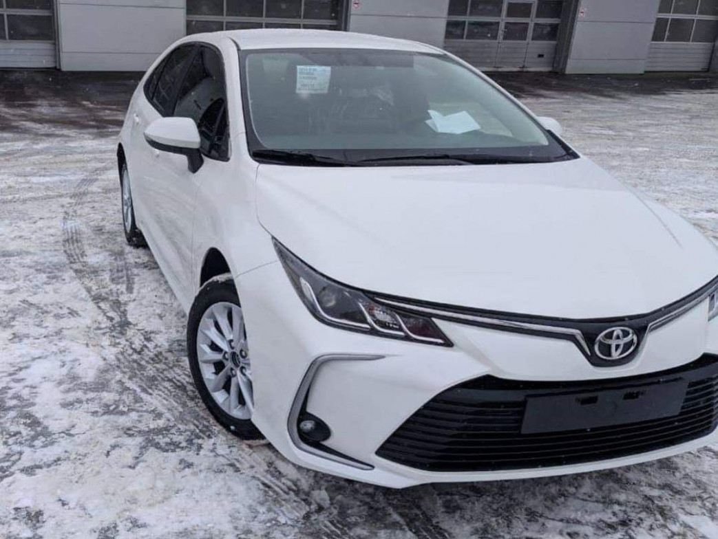 The Spotted 9 Euro Corolla, Soon to Show Up in Pakistan ..