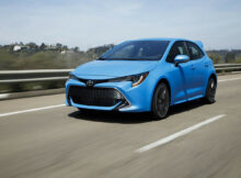 The Toyota Corolla Hatchback gets extra goodies for 8 ...