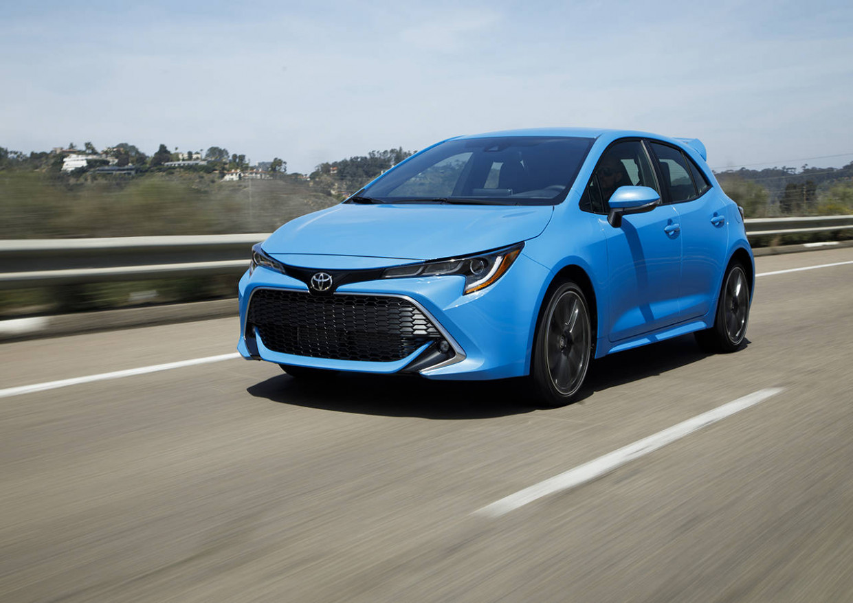 The Toyota Corolla Hatchback gets extra goodies for 8 ..