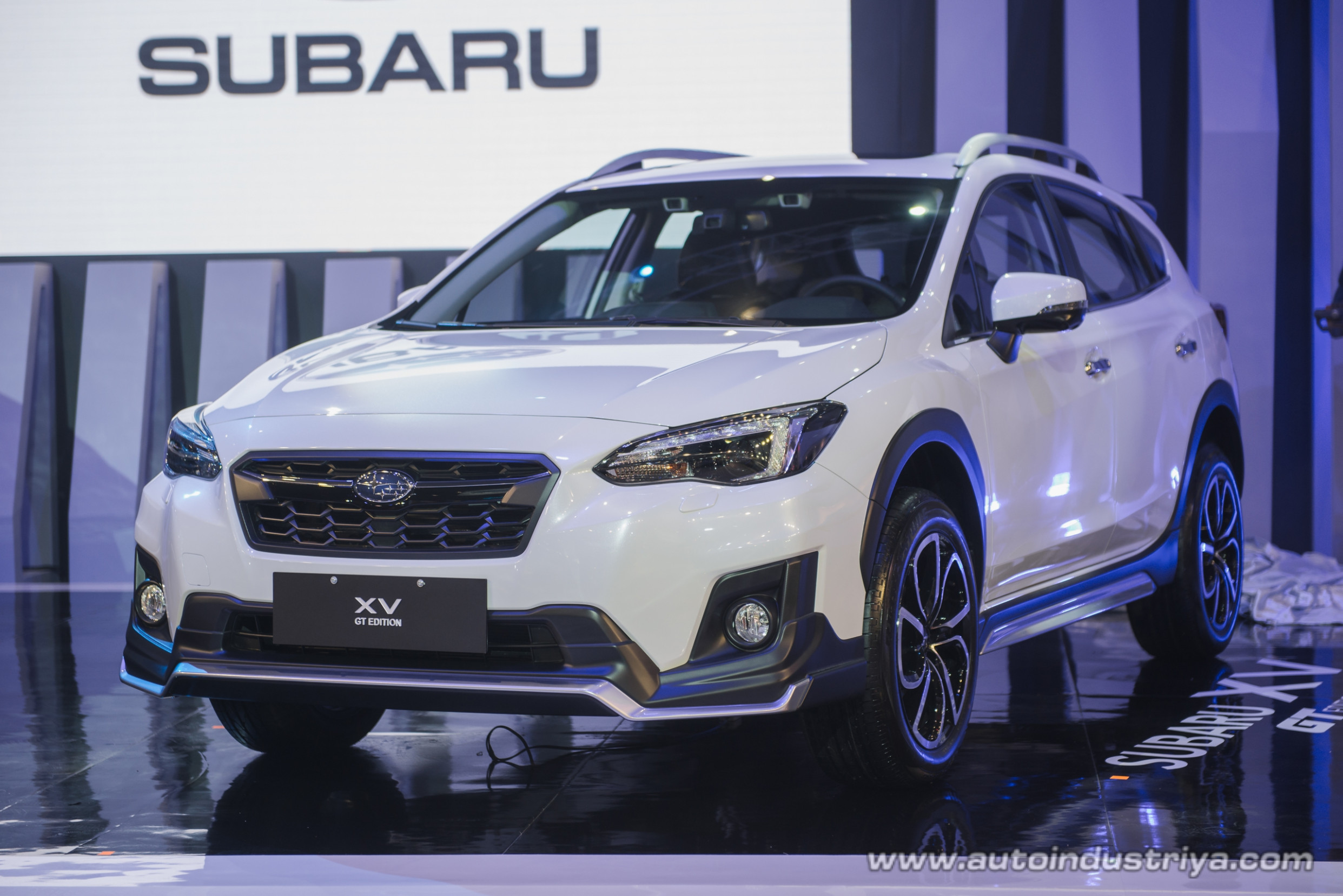 There's now a GT version of 12 Subaru XV in PH - Auto News