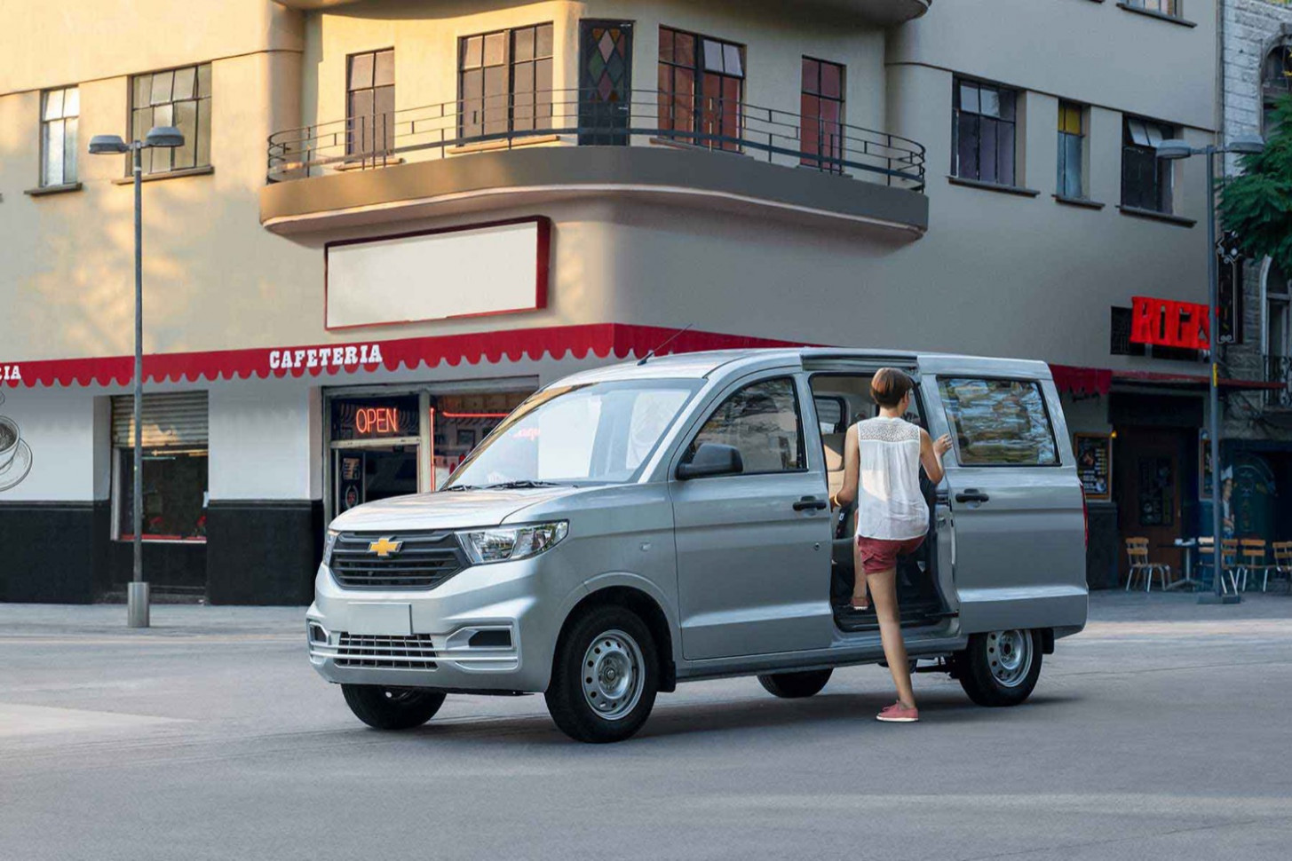 This Chevrolet Van Is No Chevrolet At All | GM Authority - 2020 chevrolet family van