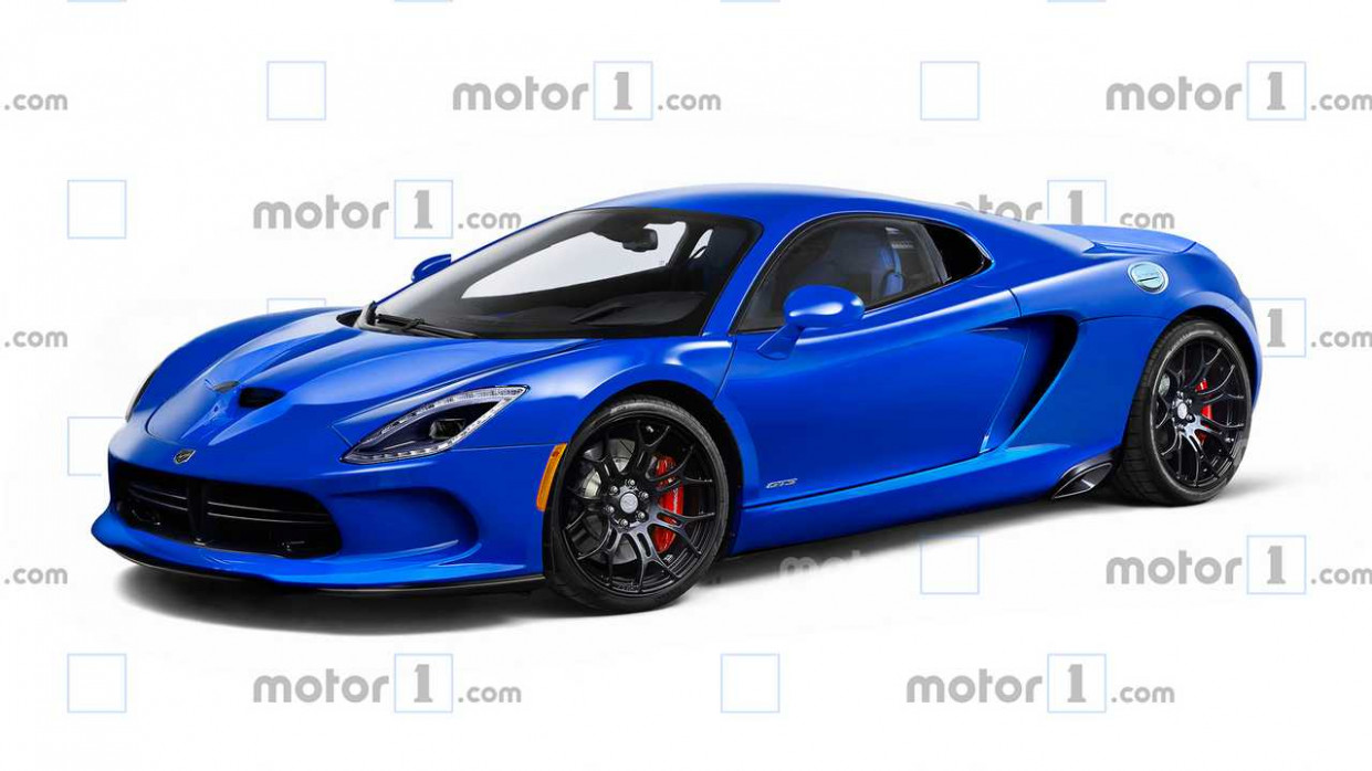 This Mid-Engine Dodge Viper Render Tops Our Holiday Wishlist - 2020 dodge viper hp