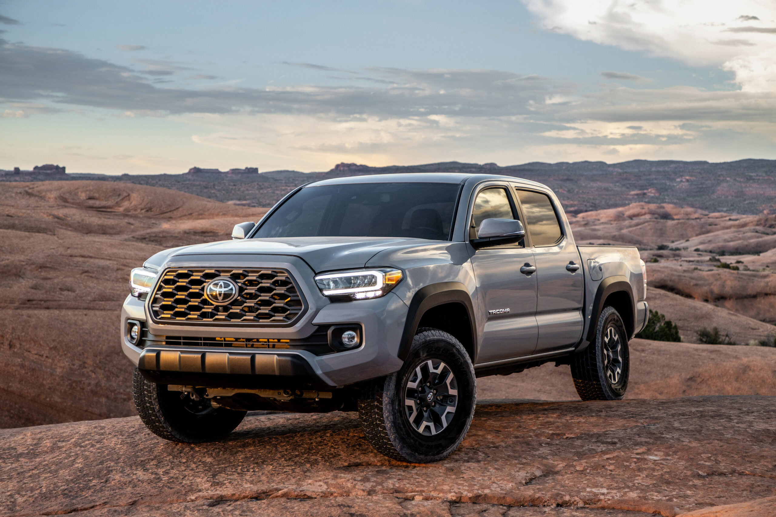 Time To Truck? Time To Tacoma! The 8 Toyota Tacoma Is The ..