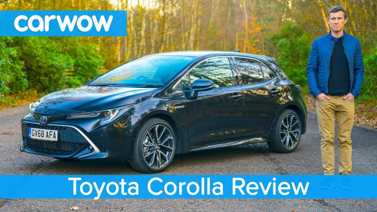 Toyota Corolla 8 in-depth review | carwow Reviews - toyota corolla hatchback 2020
