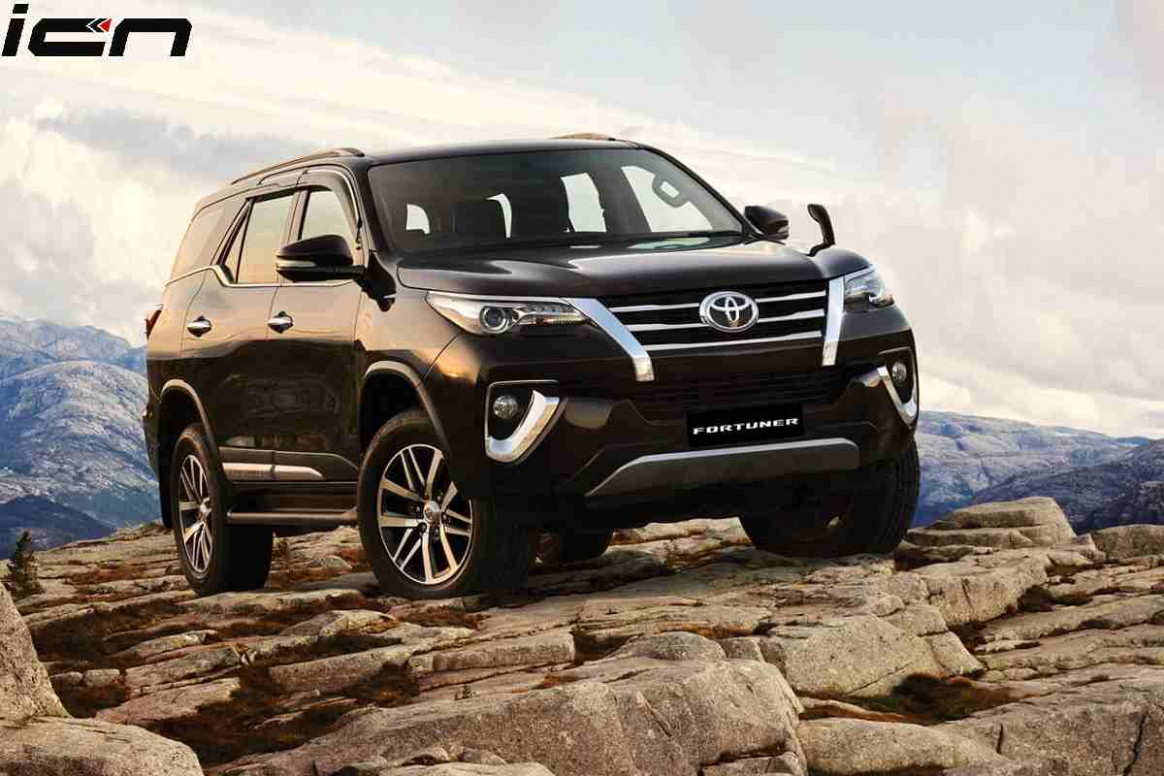 Toyota Fortuner Facelift Launch Likely in 11 – New Details - toyota fortuner 2020