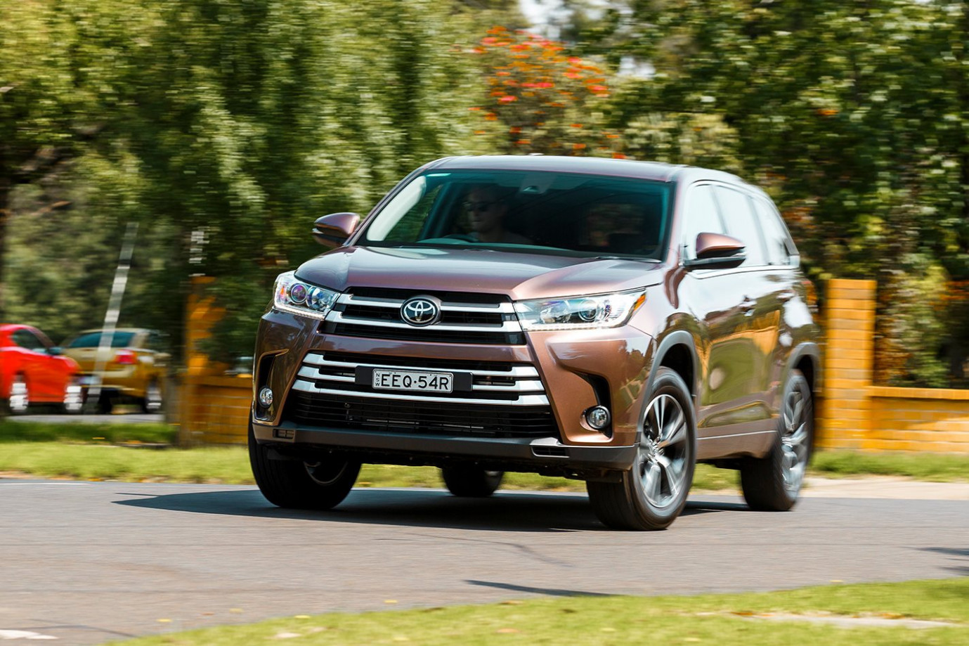 Toyota Kluger GX 12 review