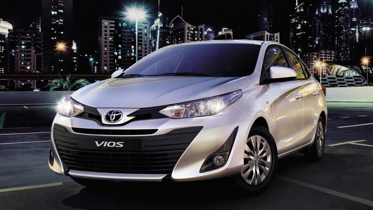 Toyota Vios 10 Sedan - All-New 10 Toyota Vios - Detailed Look