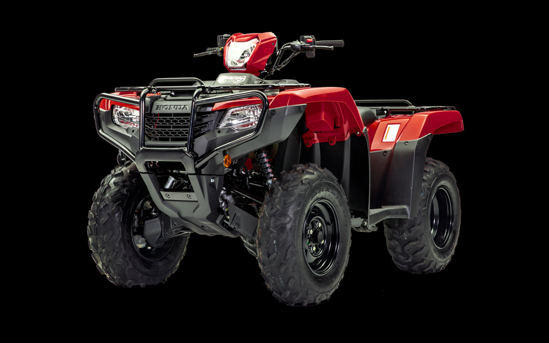 TRX12 Foreman > Honda ATV & Side-by-Side Canada