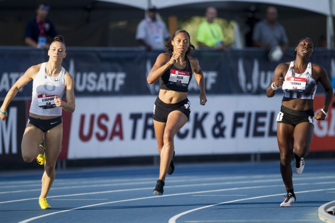 U.S. Olympic Team Trials - Track and Field - Photos - Friday ..