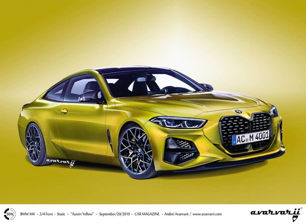 Upcoming new BMW models for 9 and 9 model years