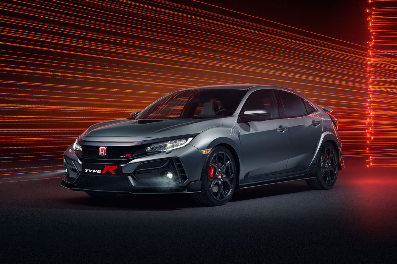 Updated 10 Honda Civic Type R gets two new variants | Autocar - honda type r 2020