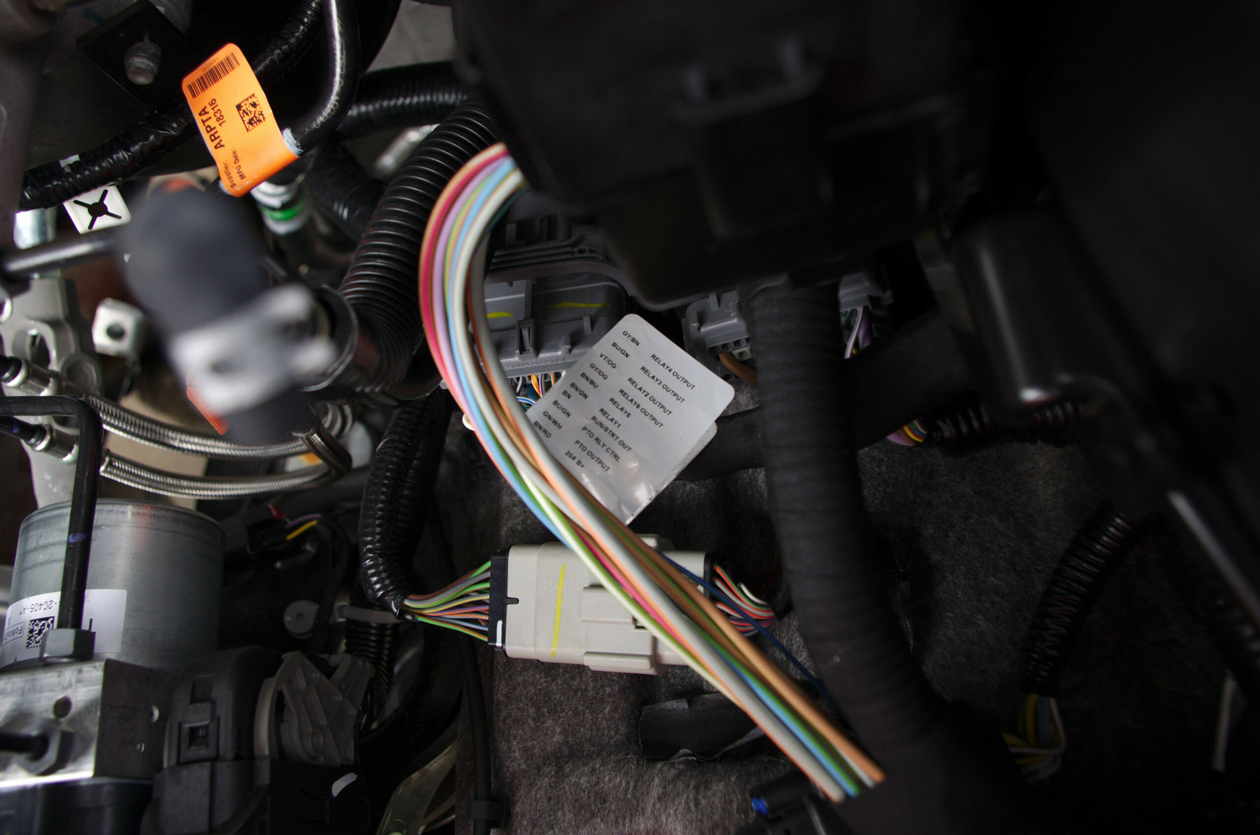 Upfitter Switch power wires - Ford Truck Enthusiasts Forums - 2020 ford upfitter switch wiring