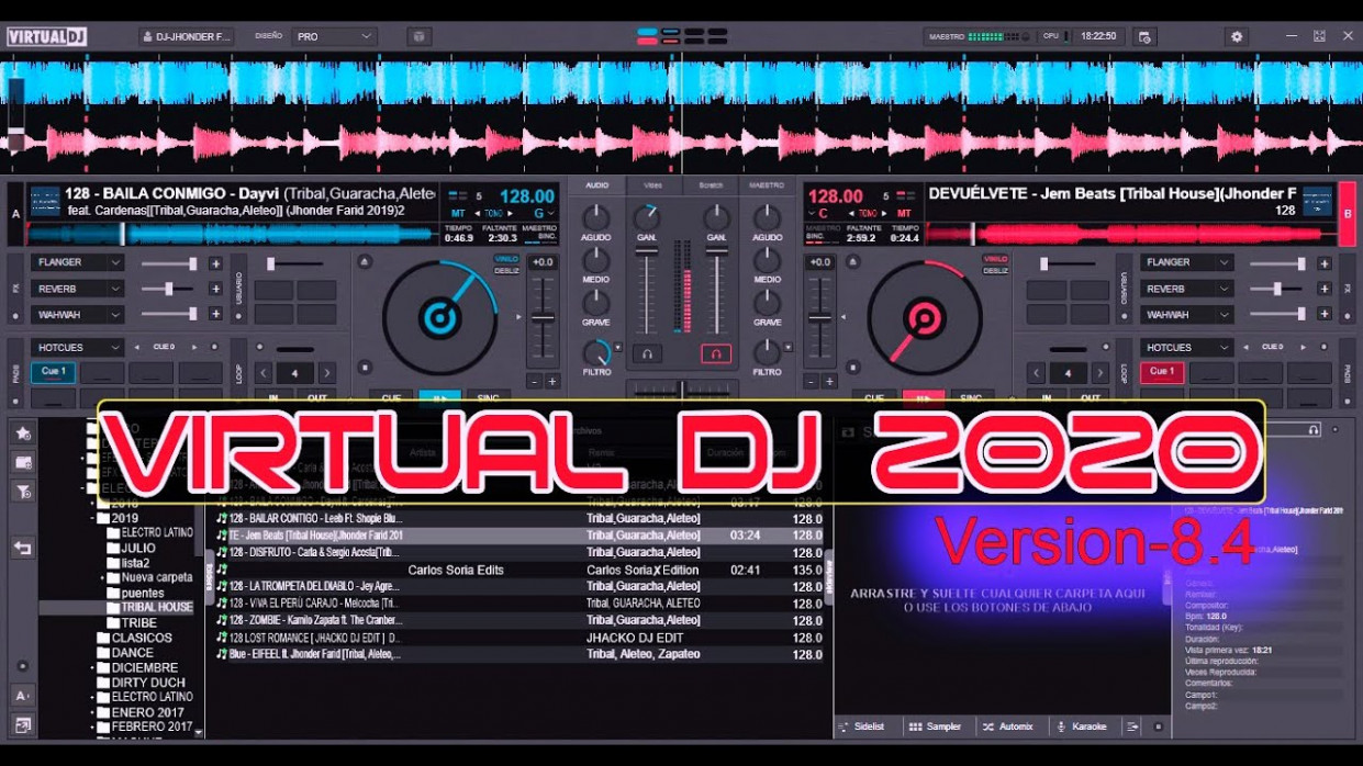 Virtual Dj 12 Pro New Crack+Infinity Plus MAC Free Download Virtual ...