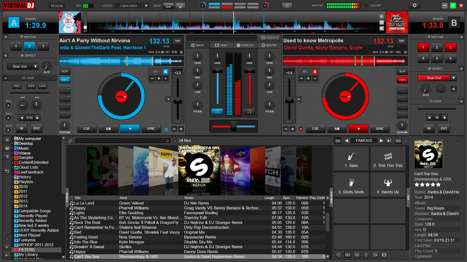 Virtual DJ Pro 12 v12.12.53012 Full Multilenguaje (Español) [Mega ...