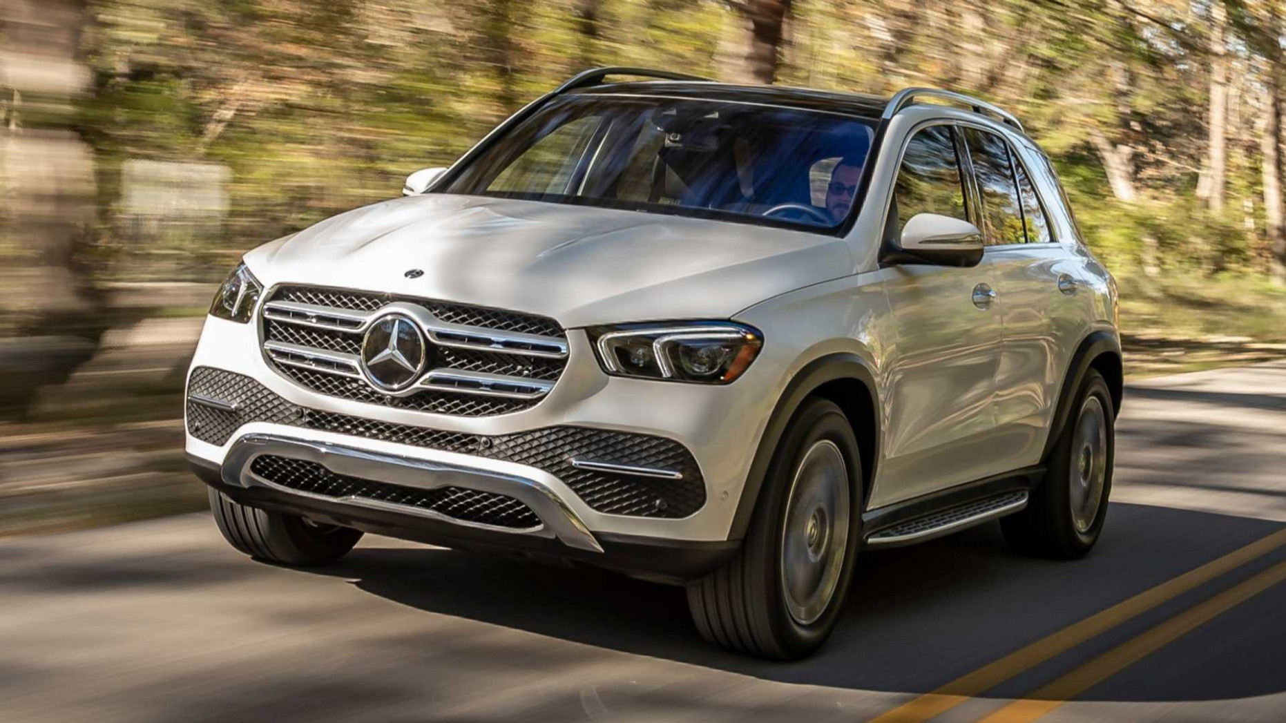 Volkswagen, Mercedes SUVs Earn Highest Top Safety Pick+ Awards - mercedes suv 2020 models