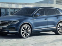 Volkswagen | Revamped Touareg Won't Be Sold in North America ...