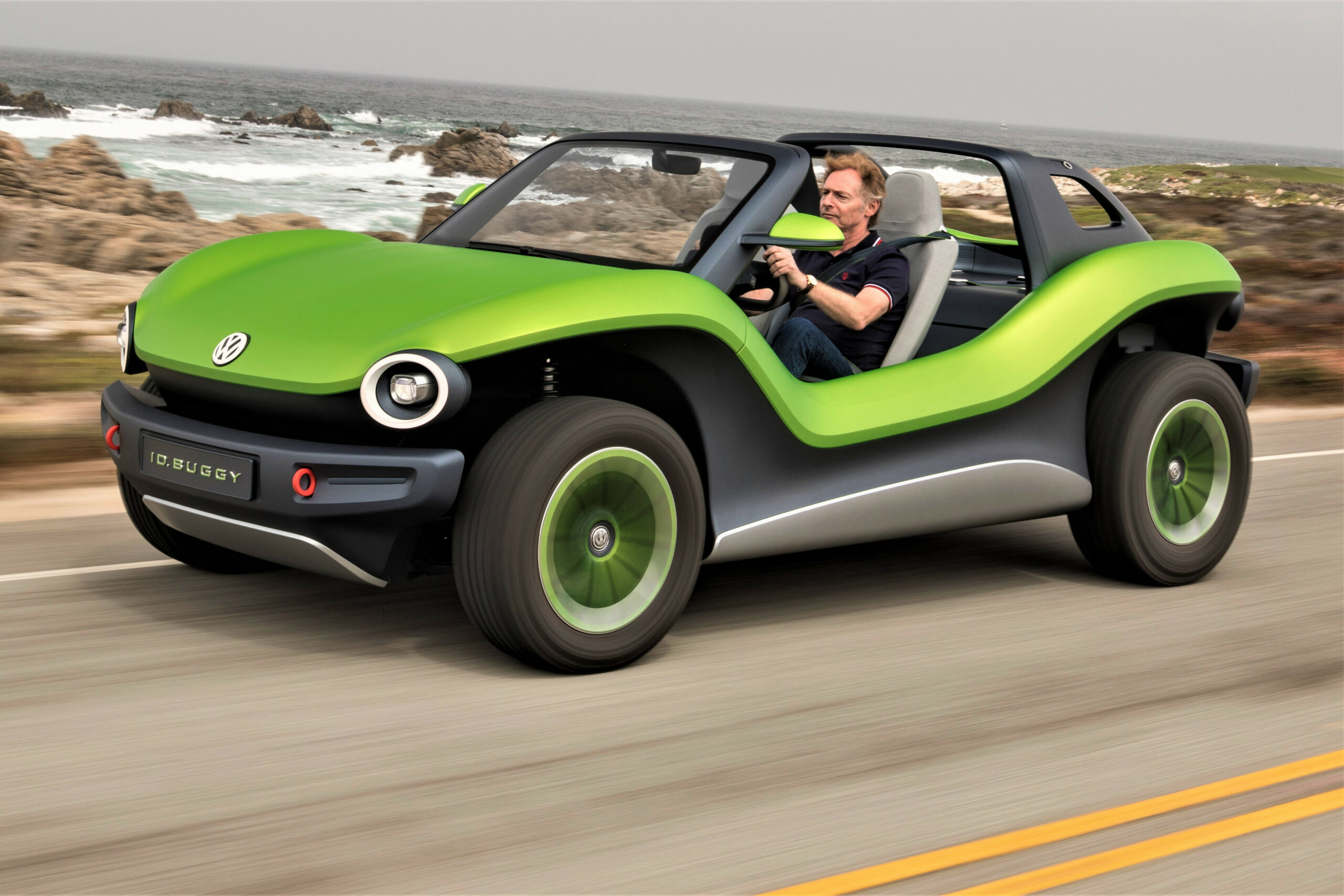 Volkswagen's Electric ID. Buggy Could Reach Production | WardsAuto