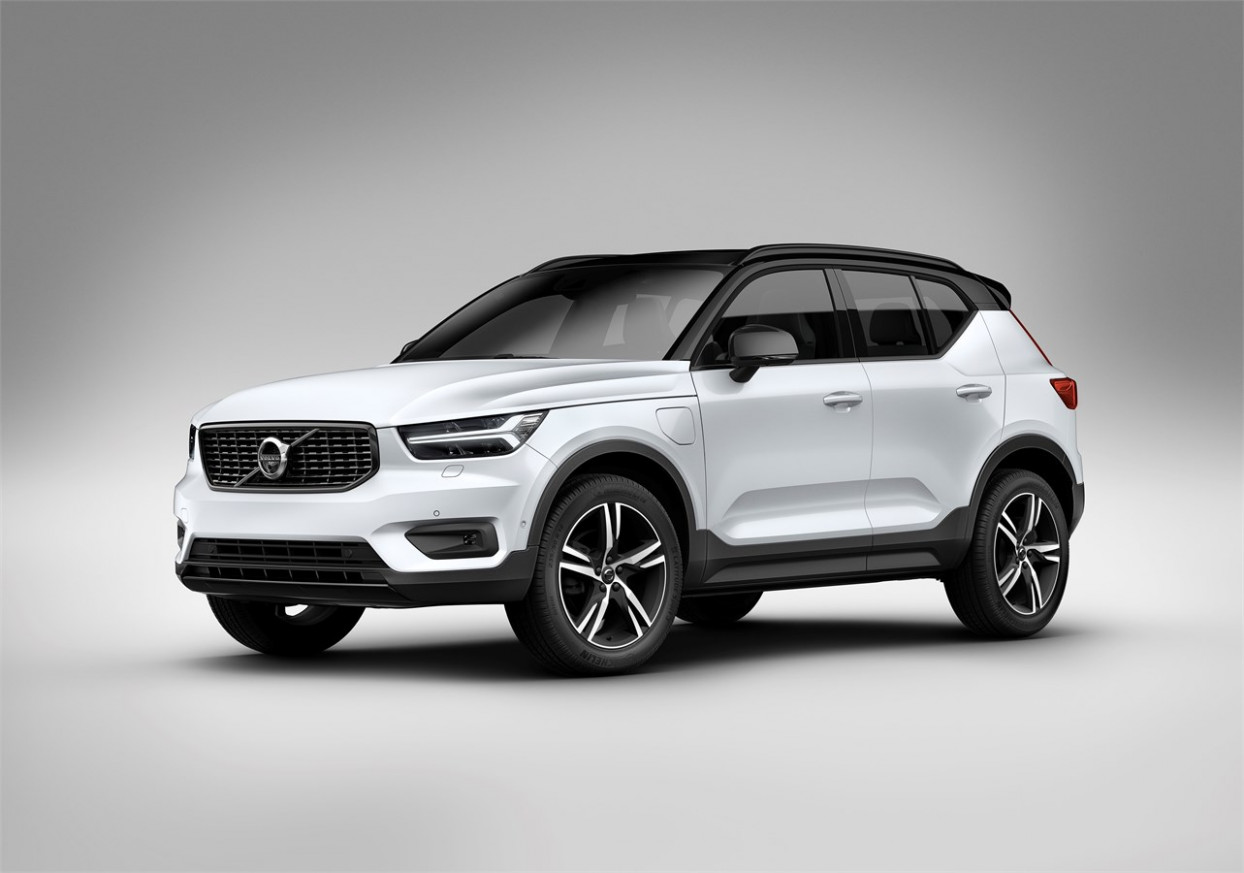 Volvo becomes first car manufacturer to offer plug-in hybrid ..