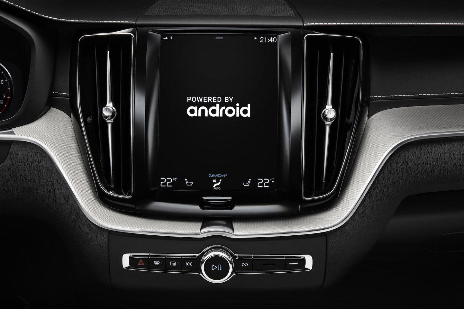 Volvo is using Android for its new infotainment system [UPDATE ..