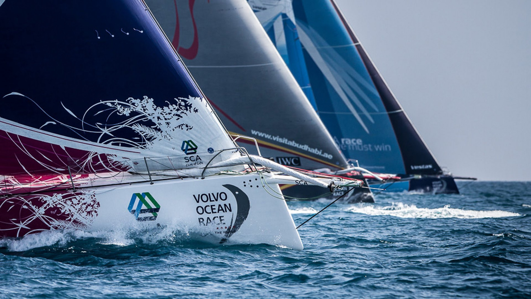 Volvo Ocean Race Update - SAP Africa News Center - volvo yacht race 2020