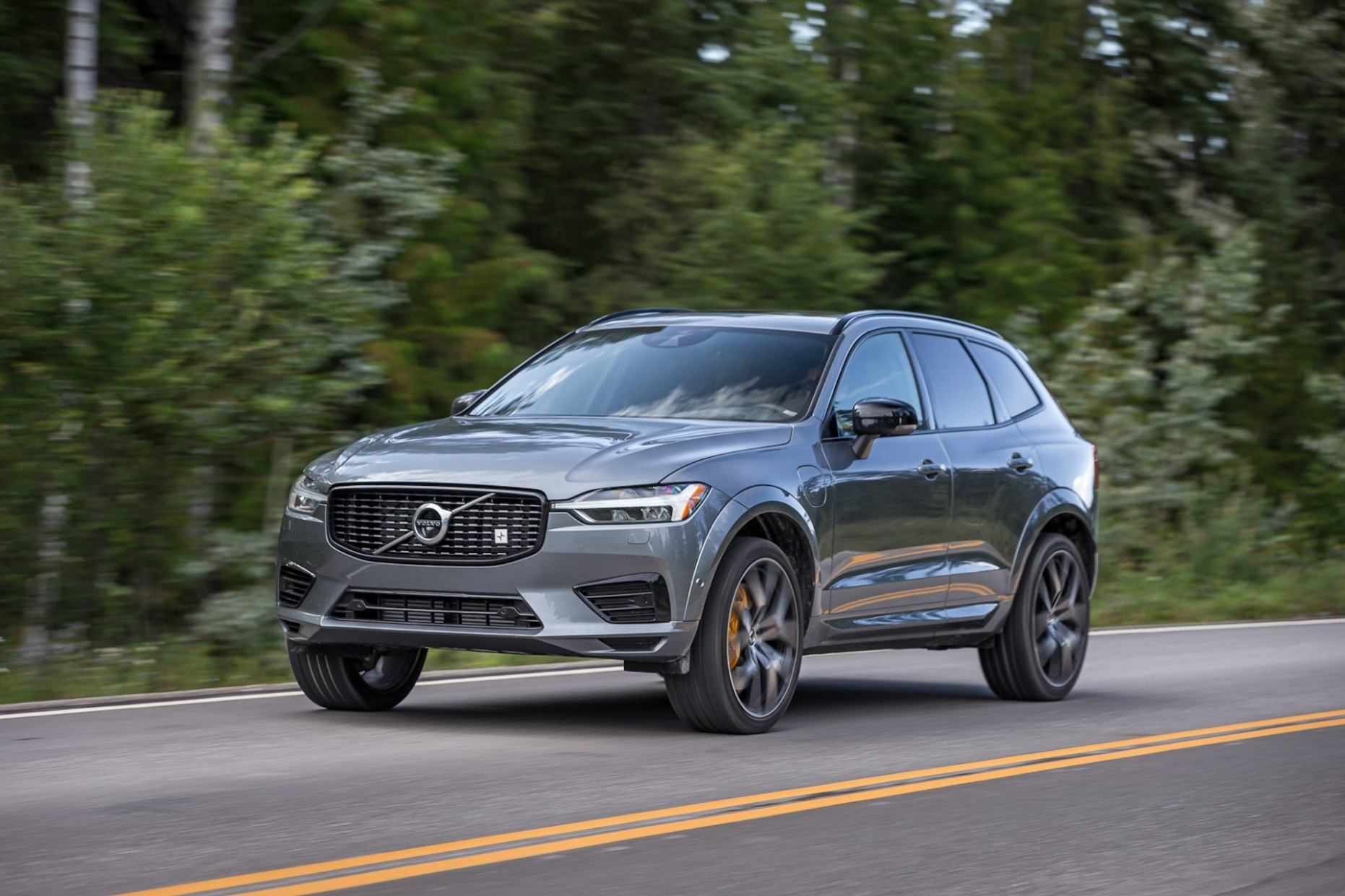 Volvo recalls all new models for faulty automatic emergency braking - jaguar recall 2020